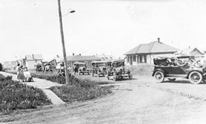 Canada Day Parade 1926