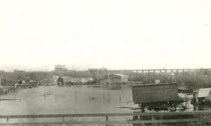 Bear Creek flood 1935