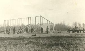 5 miles northeast of Grande Prairie 1926