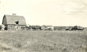 Pivert Brothers purchase the Frank Lukey farm 1927