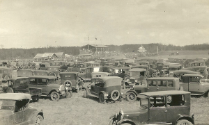 Fair/rodeo grounds late 1920s